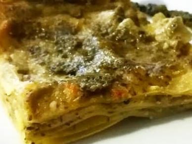 Lasagna al Cornagì