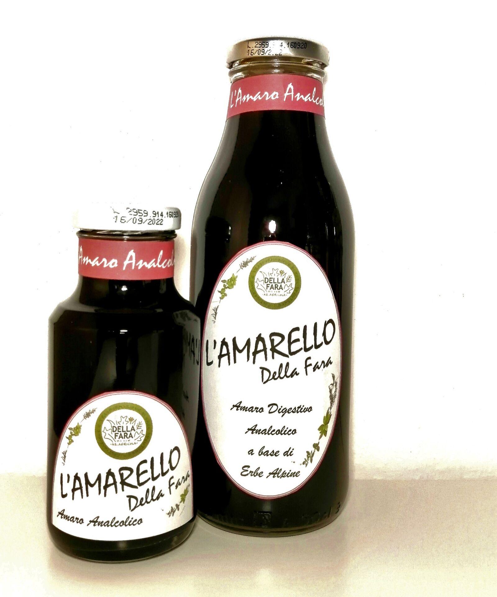 Amaro digestivo analcolico - Az. Agr. Della Fara