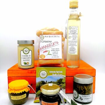 Aperitivo Gourmet - Az. Agr. Della Fara