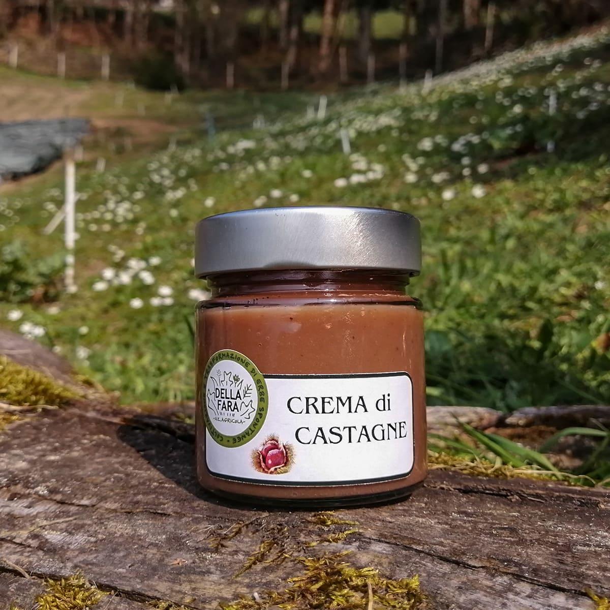 Crema di castagne - 230g